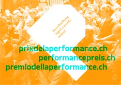 Logo Performancepreis